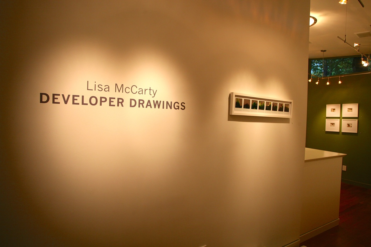 Lisa McCarty: Developer Drawings   2015    Lisa McCarty