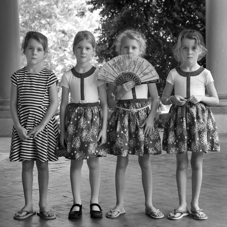 Quadruplets, New Orleans, 2015