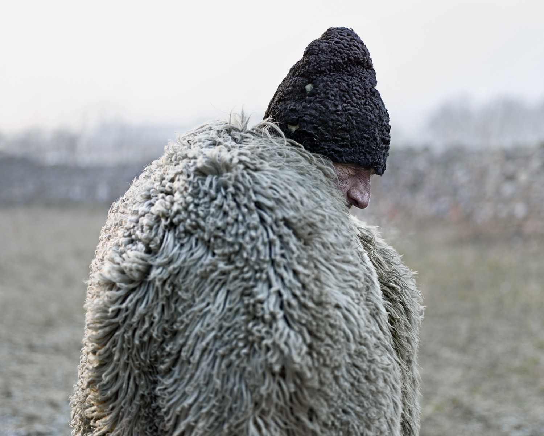 Petru, the Shepherd (Vintu de Jos, Central Romania)