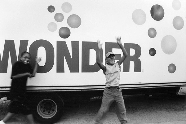 Wonder Truck, Toronto, 2003