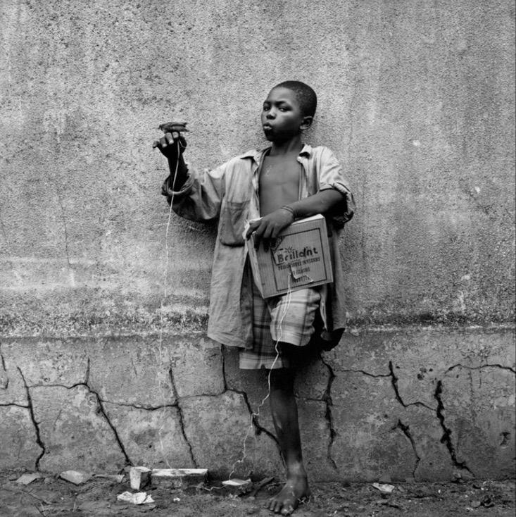 Congo-DRC Kinshasa, October 2002