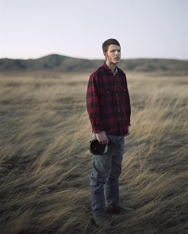 Derek, Big Timber, WY, 2011