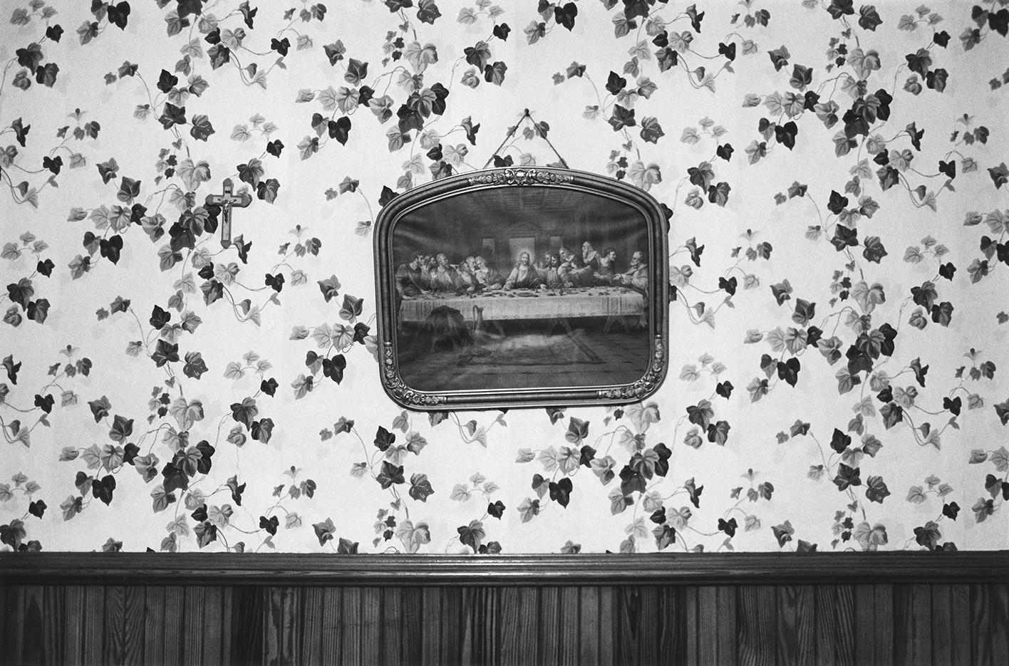 Dining Room Interior, Berks County PA