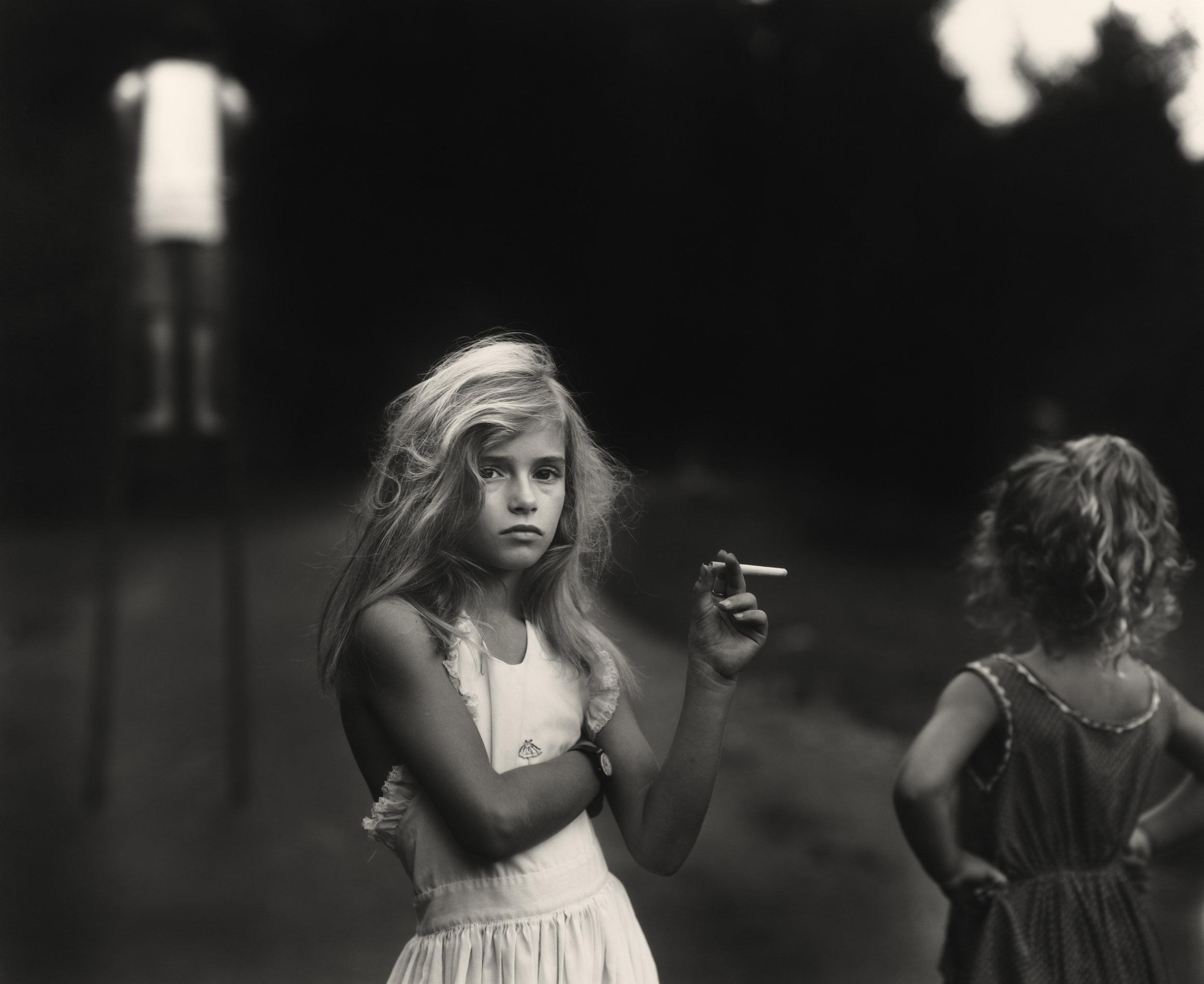 - Candy CigaretteSally MannLoaned to the Nasher Museum of Art at Duke UniversityDurham, North Carolina, 2013