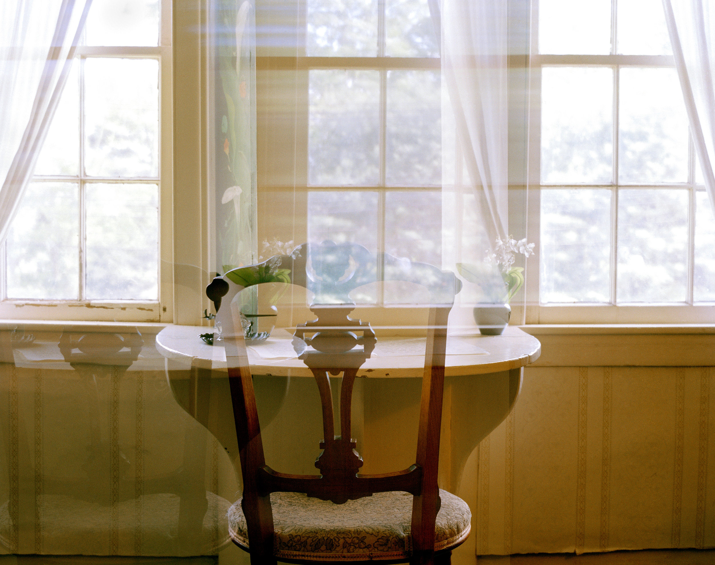 Louisa May Alcott's Desk, Orchard House, Concord, MA