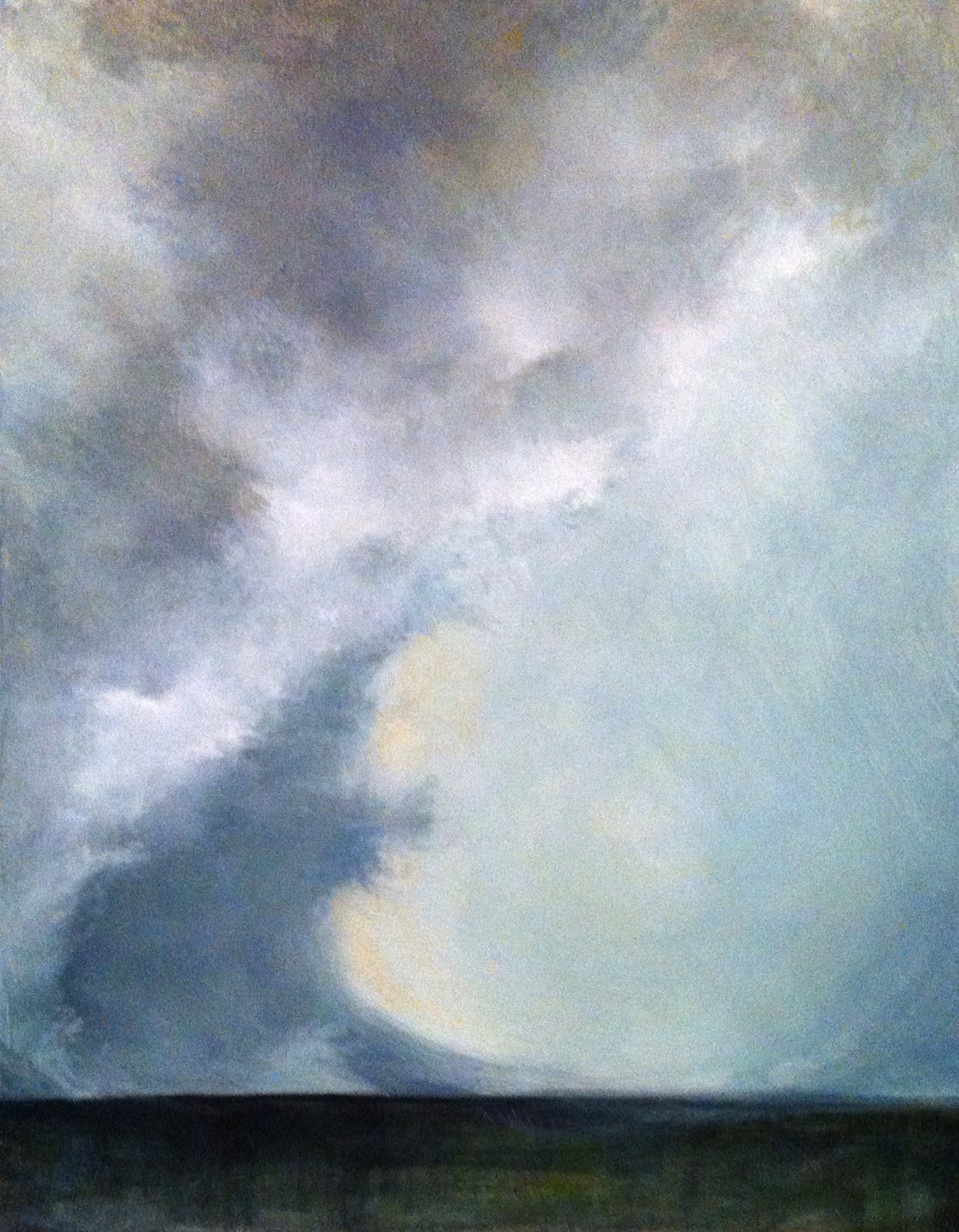 """Storm Clouds II"""