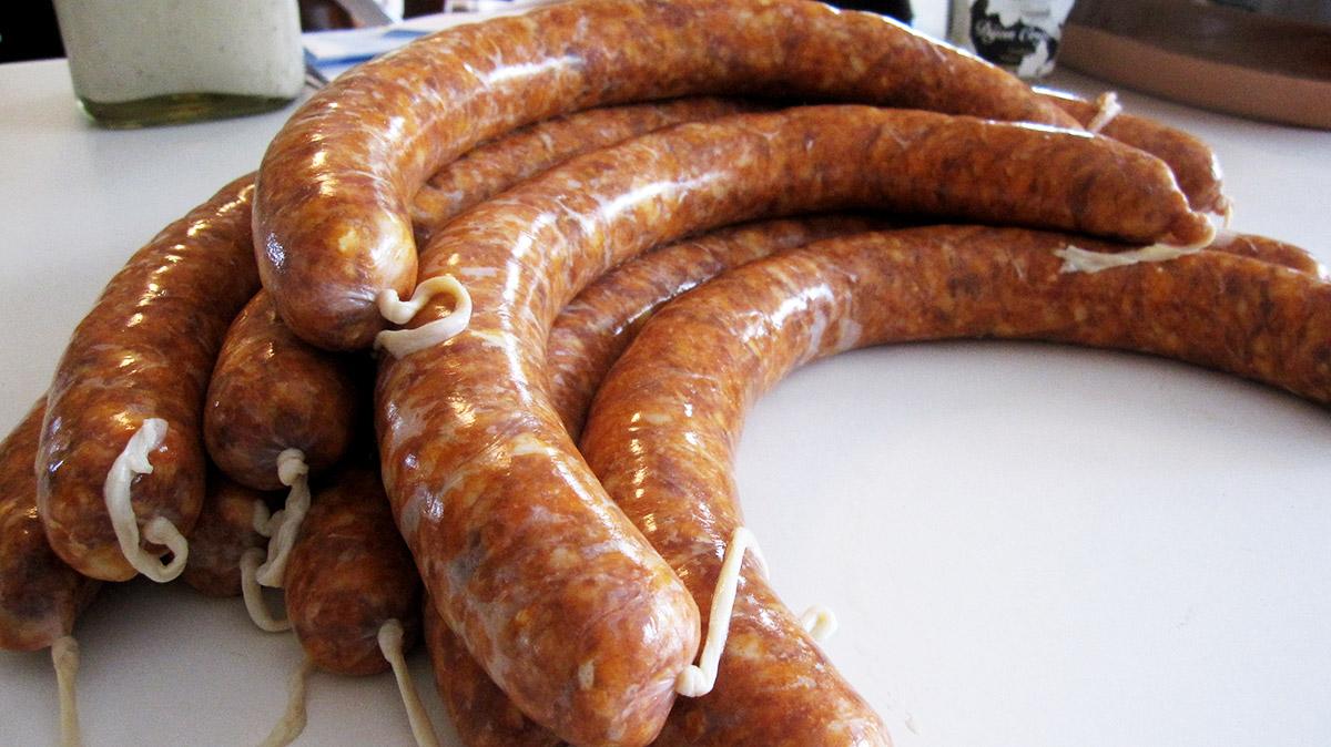 Riojan style Chorizo