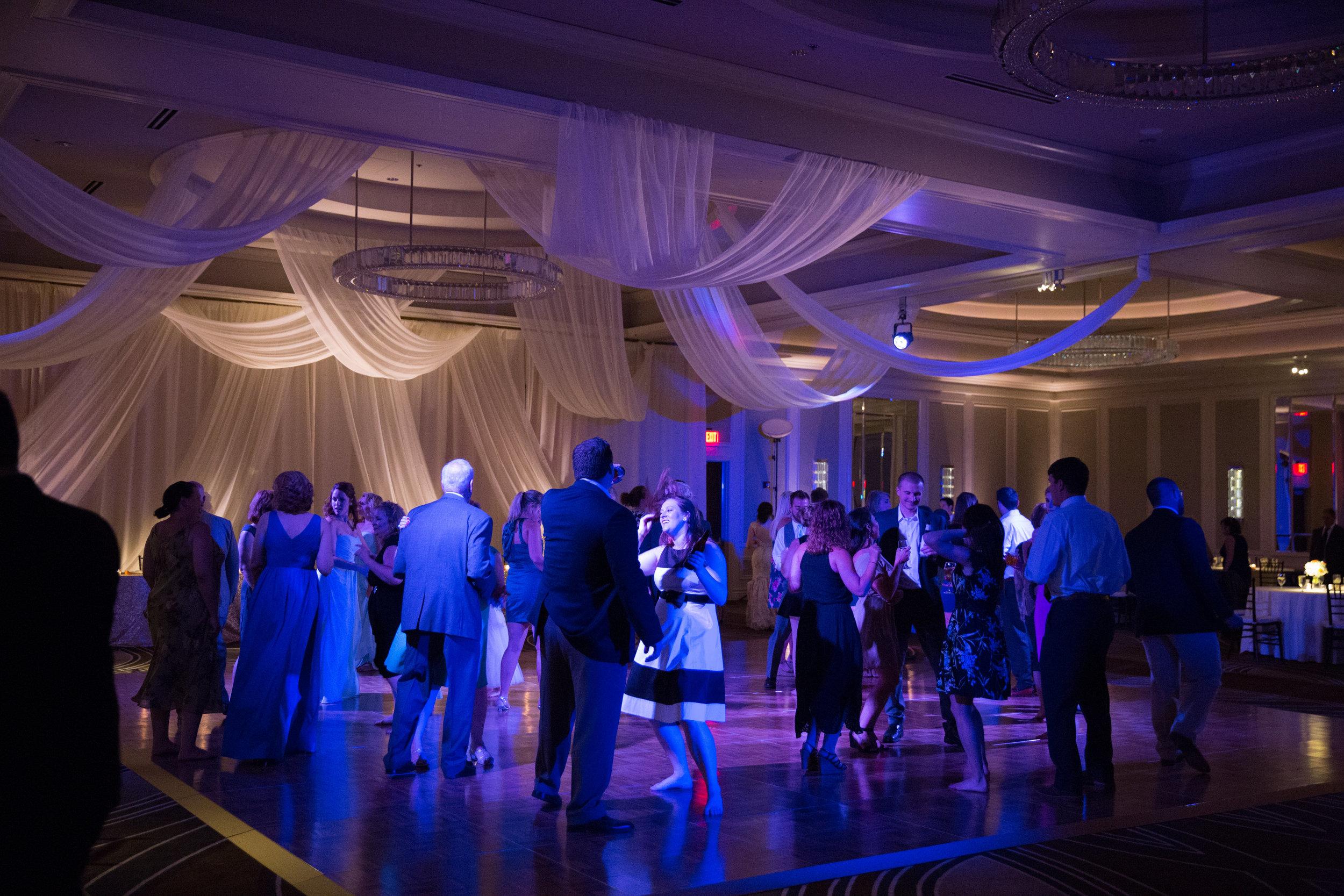Dance Floor Wash