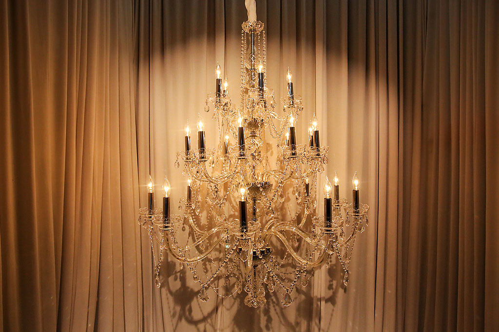 Haley Crystal Chandelier