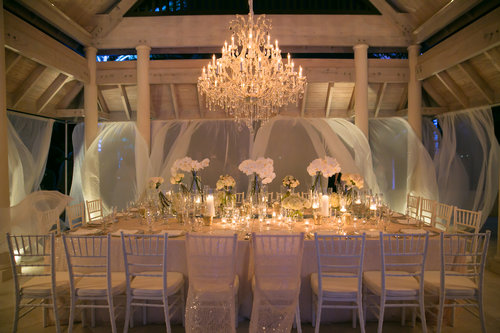 Timeless Crystal Chandelier