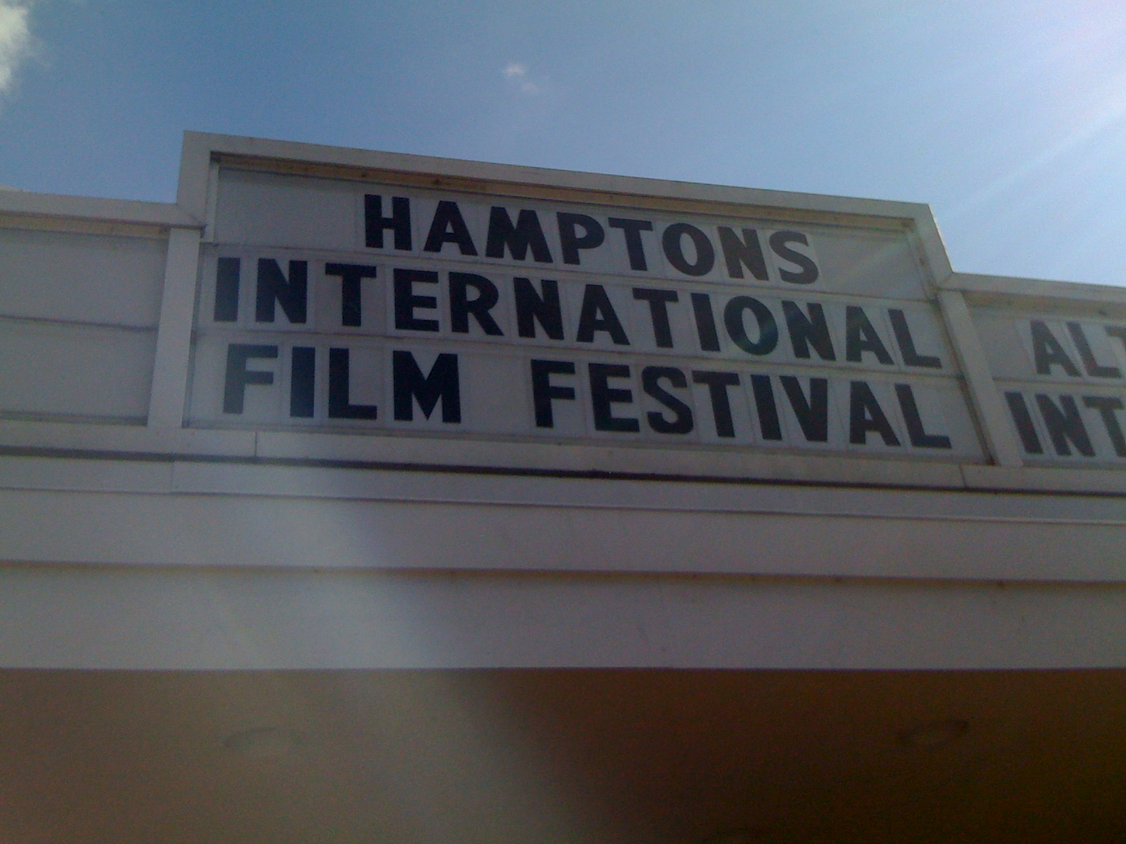 Hamptons International Film Festival 2009