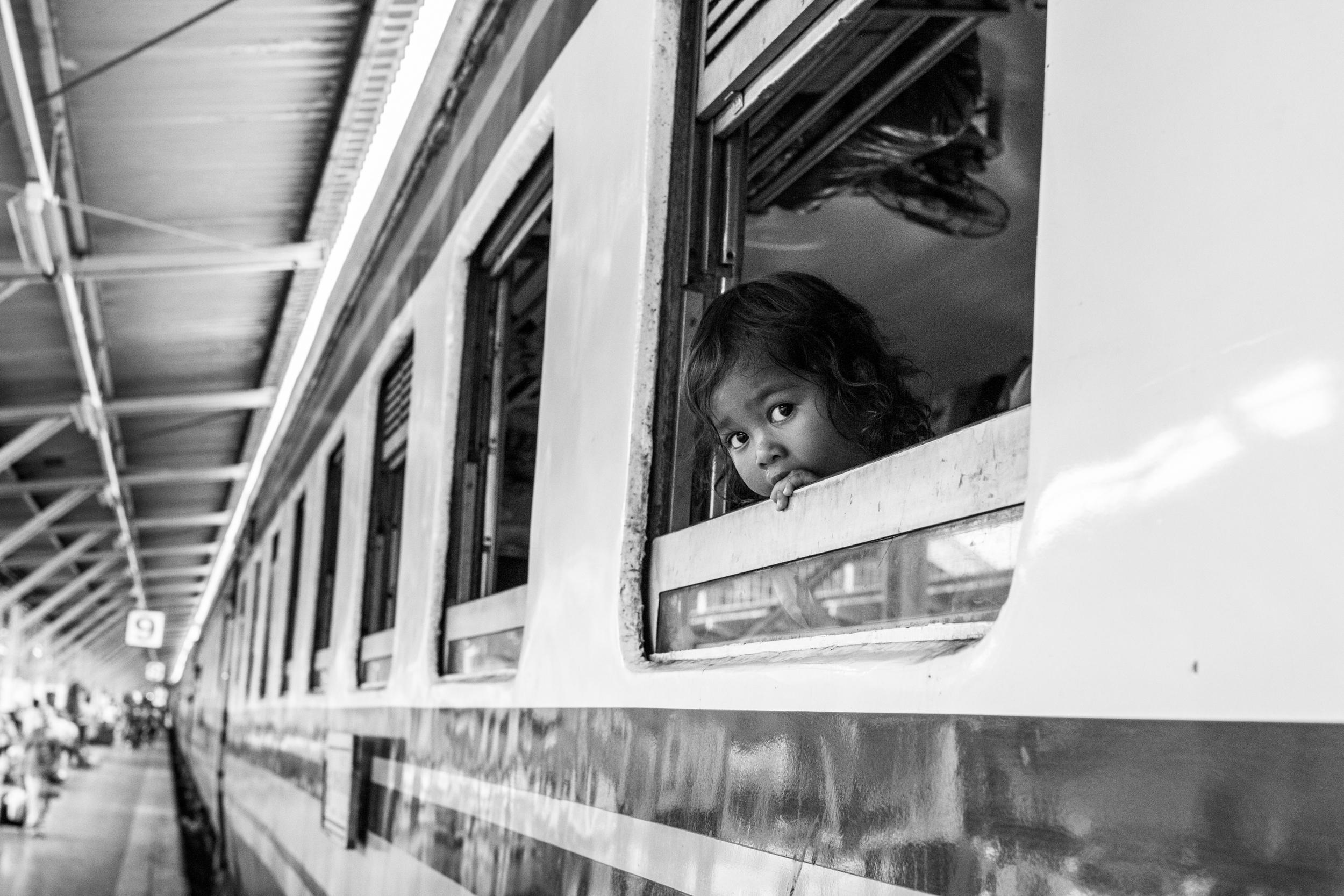 Rammy Narula Train Station Bangkok Black And White-3.jpg