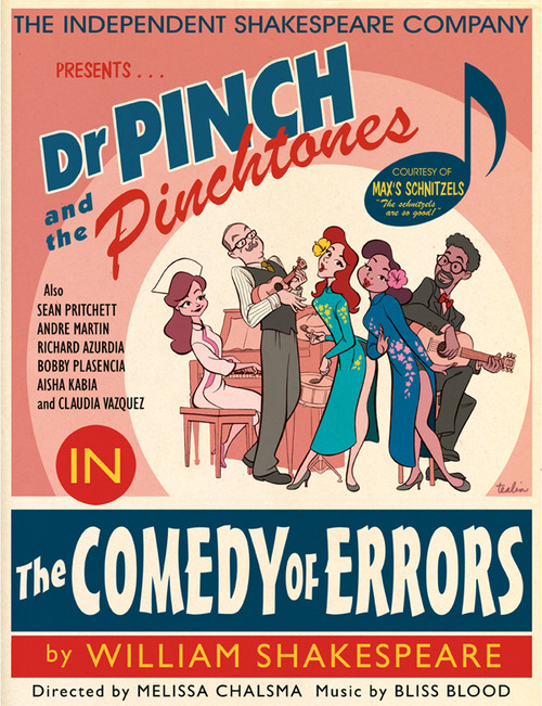 Dr Pinch and the Pinchtones