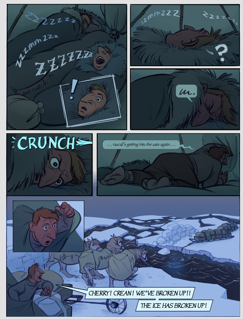 The Sea Ice Incident: Page 2