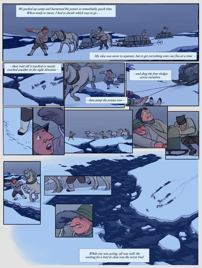 The Sea Ice Incident: Page 4