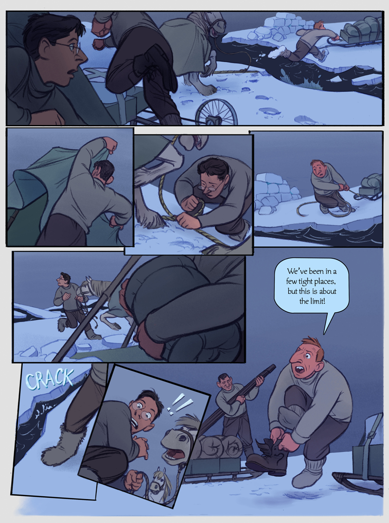 The Sea Ice Incident: Page 3