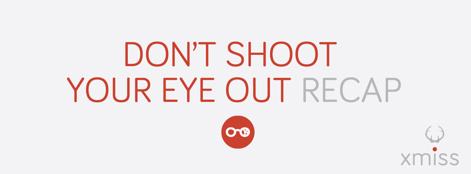 Clarity Church in Plymouth Minnesota: Don't Shoot Your Eye Out part 3 of the Xmiss series