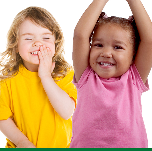 Childcare Glenfield - Kids Klub run a small, home-based childcare centre in Glenfield. Ideal for parents who want a safe, homely environment for their children while they are at work.