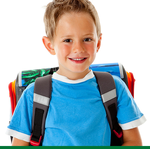 Before & After School Care Glenfield - Kids Klub offer before and after school care based at Glenfield Primary School.