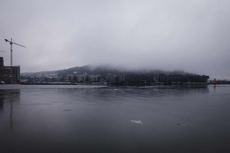 Bjørvika / Sørenga, 2017