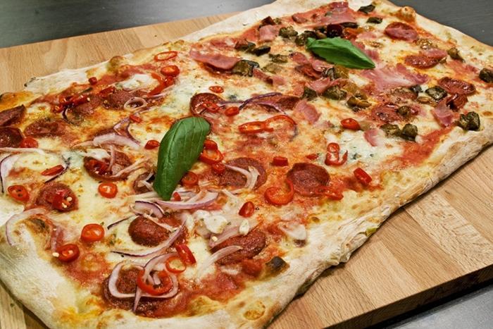 Firezza -Take Away + Delivery