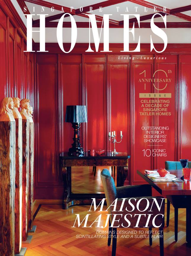 Singapore Tatler Homes December 2015