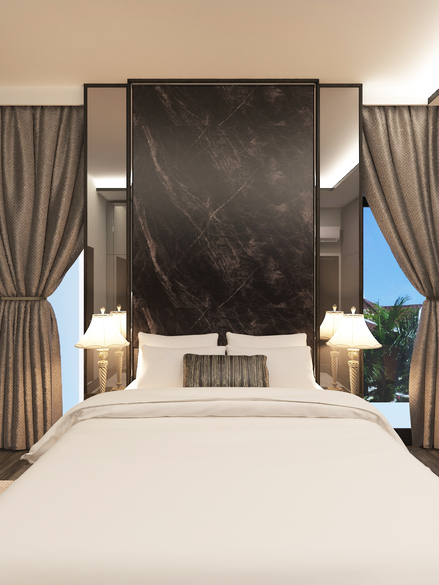 Master Bedroom Option 2