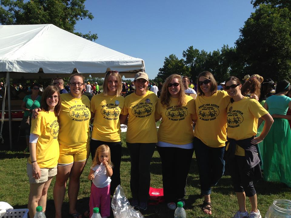 The 11th Annual Autism Society of Illinois (ASI) 11th Anniversary Rally for Autism  (August 2014)