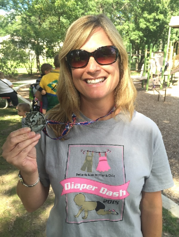 Twice As Nice Mother & Child's Diaper Dash (September 2015)