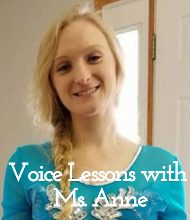 Click here to learn more and register for voice and music lessons