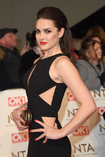 The National Televeision Awards 2017 | Anna Passey