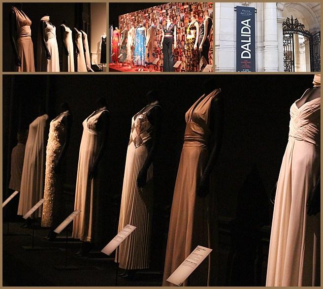 the dalida exhibition at palais galleria