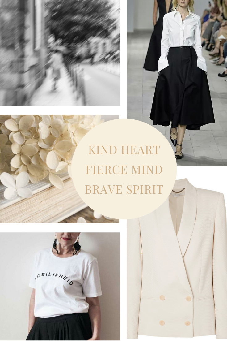 STYLE VISION 2019  with quote by www.styleisalanguage.com