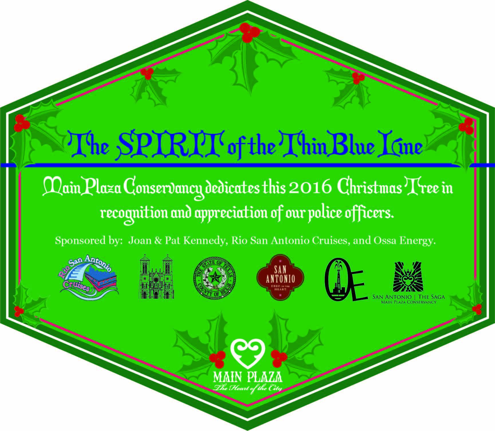 2016 SB-Thin Blue Line