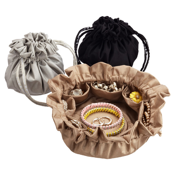 Drawstring Jewelry Pouch by baggallini®