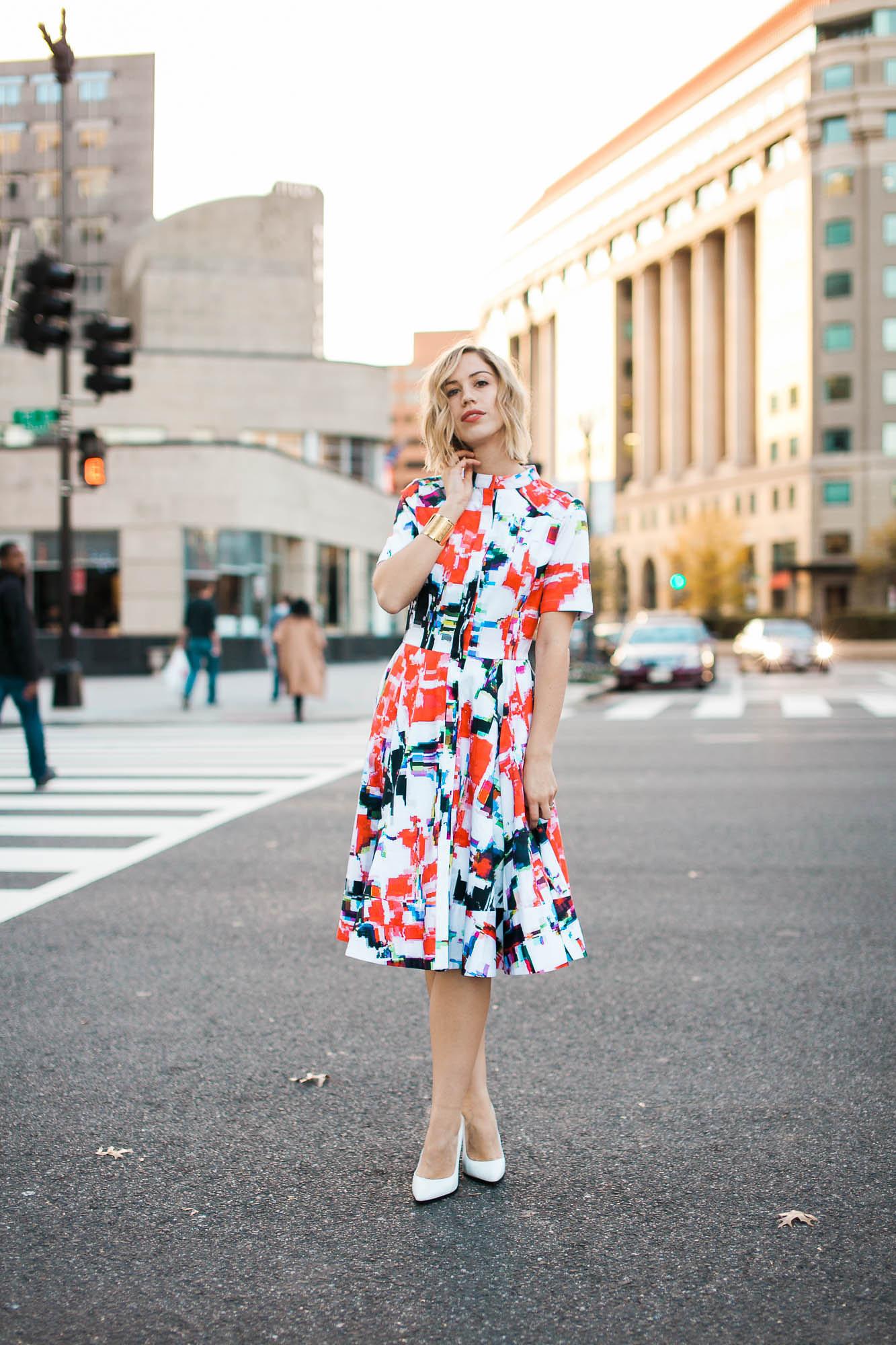 Ksenia Schnaider dress