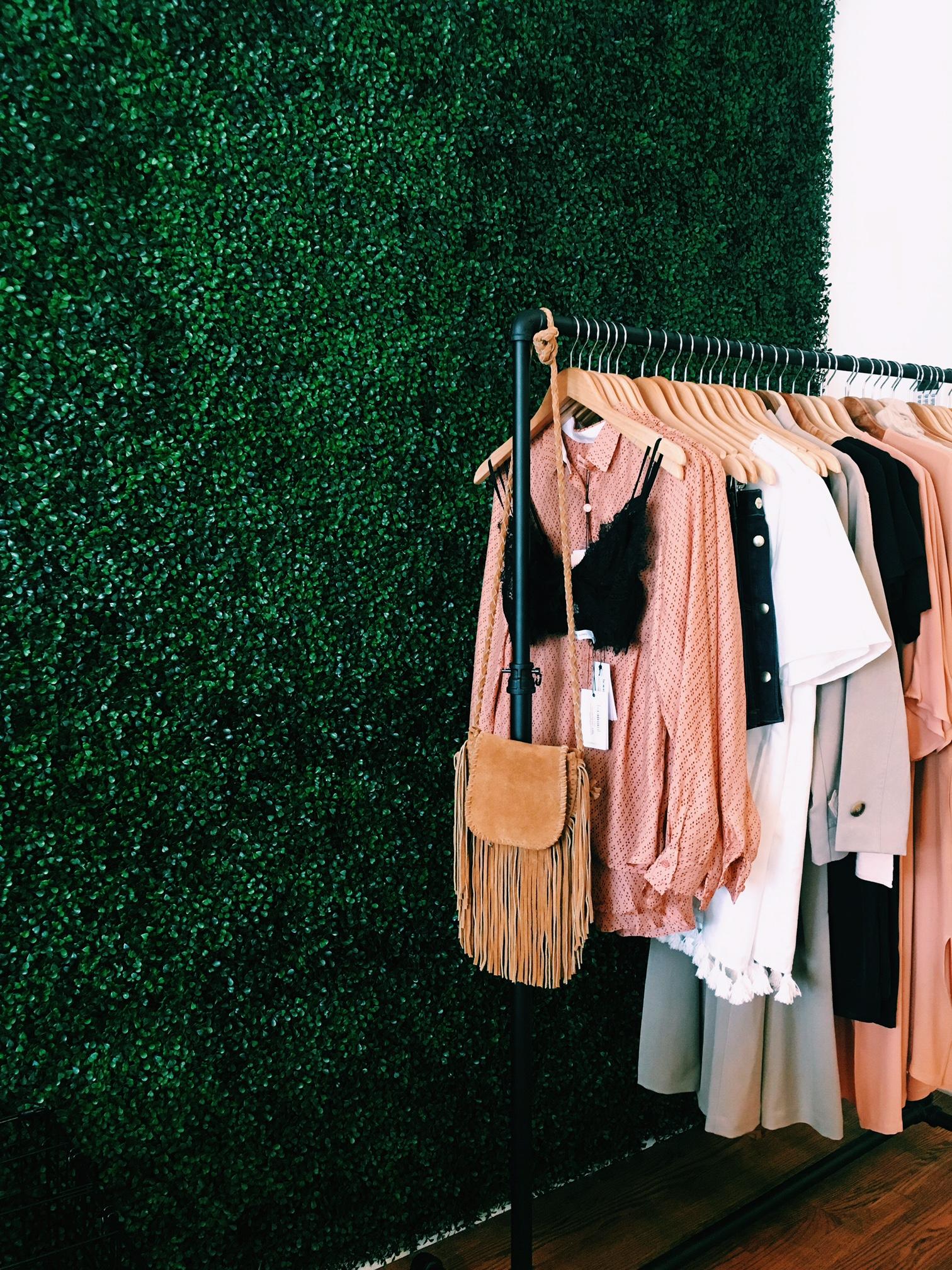 Shopping at  Lynn Louisa
