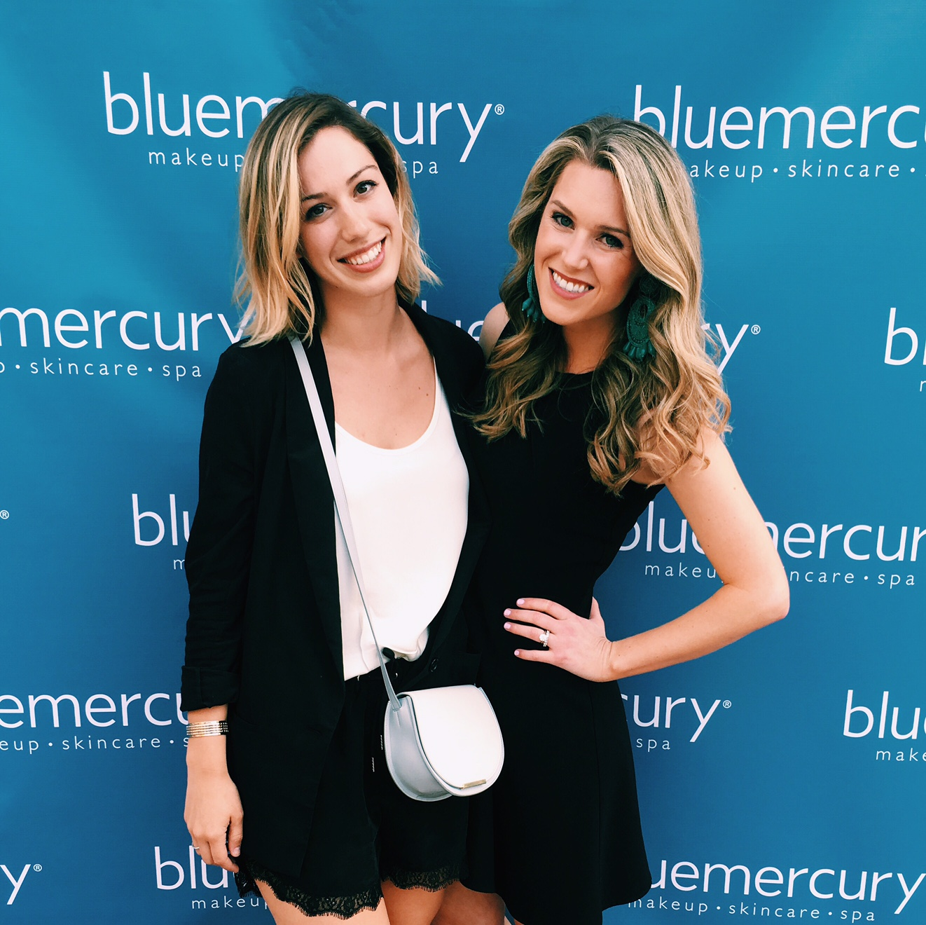 Blue Mercury opening at Cathedral Commons