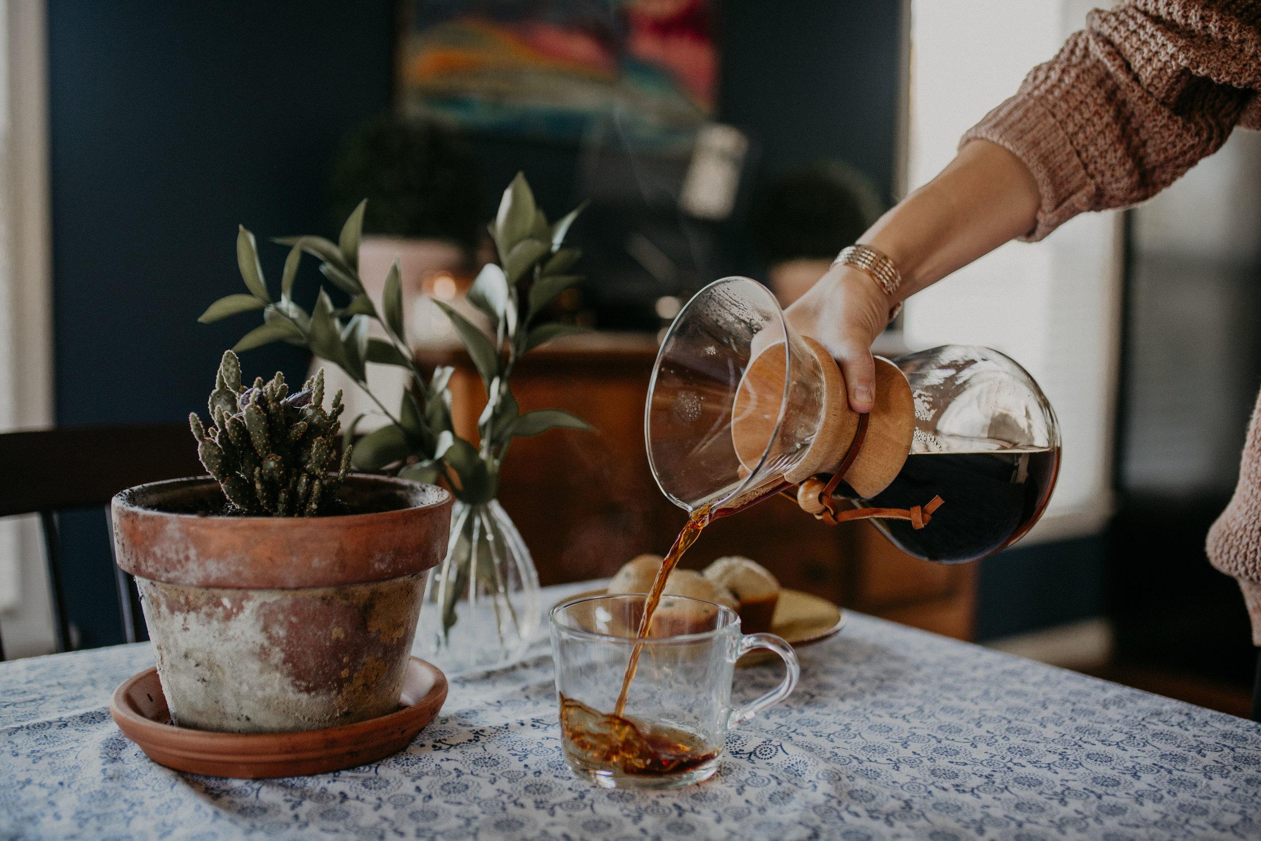 Shop the  Chemex coffee maker