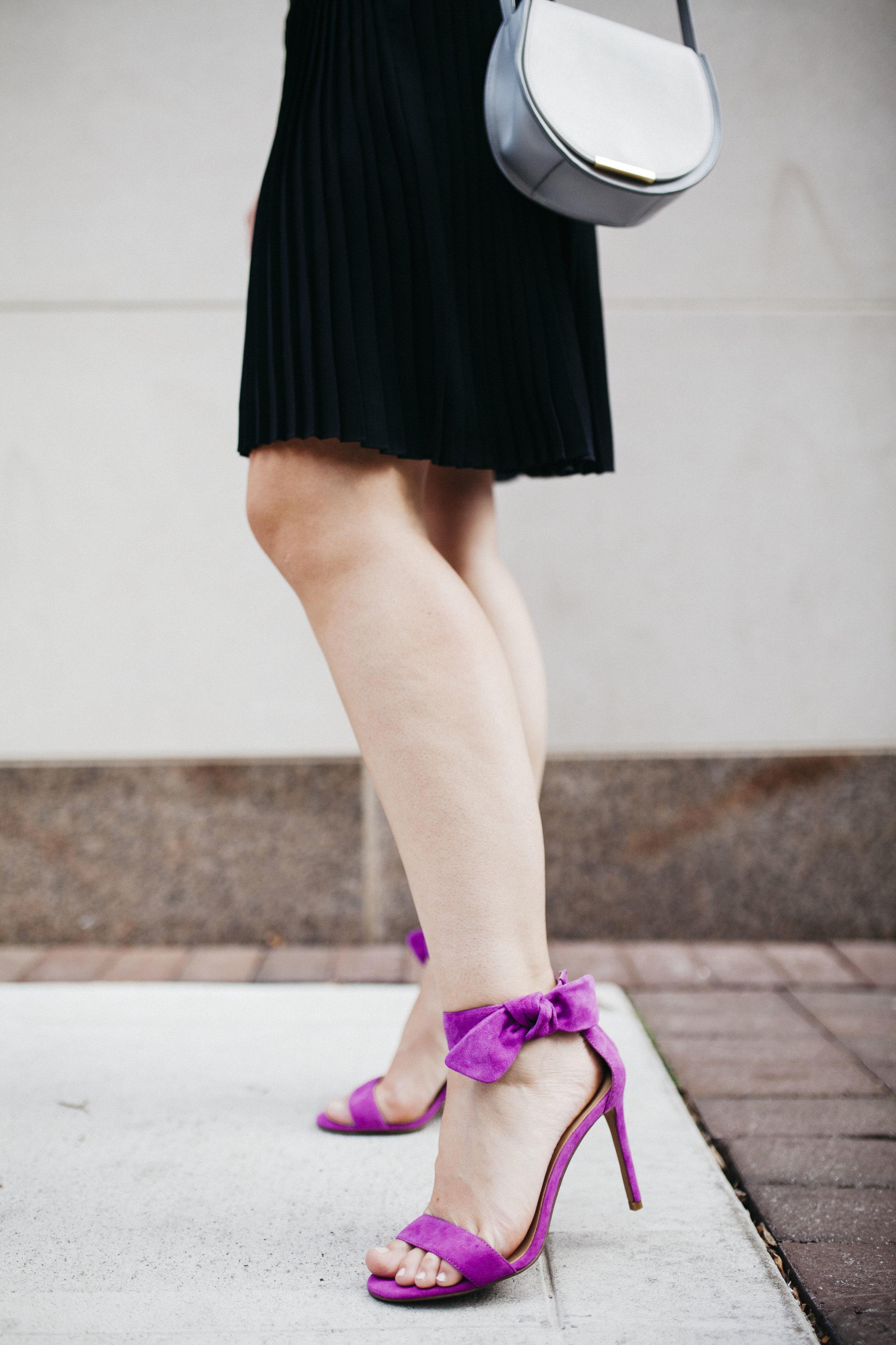 fuchsia-shoes