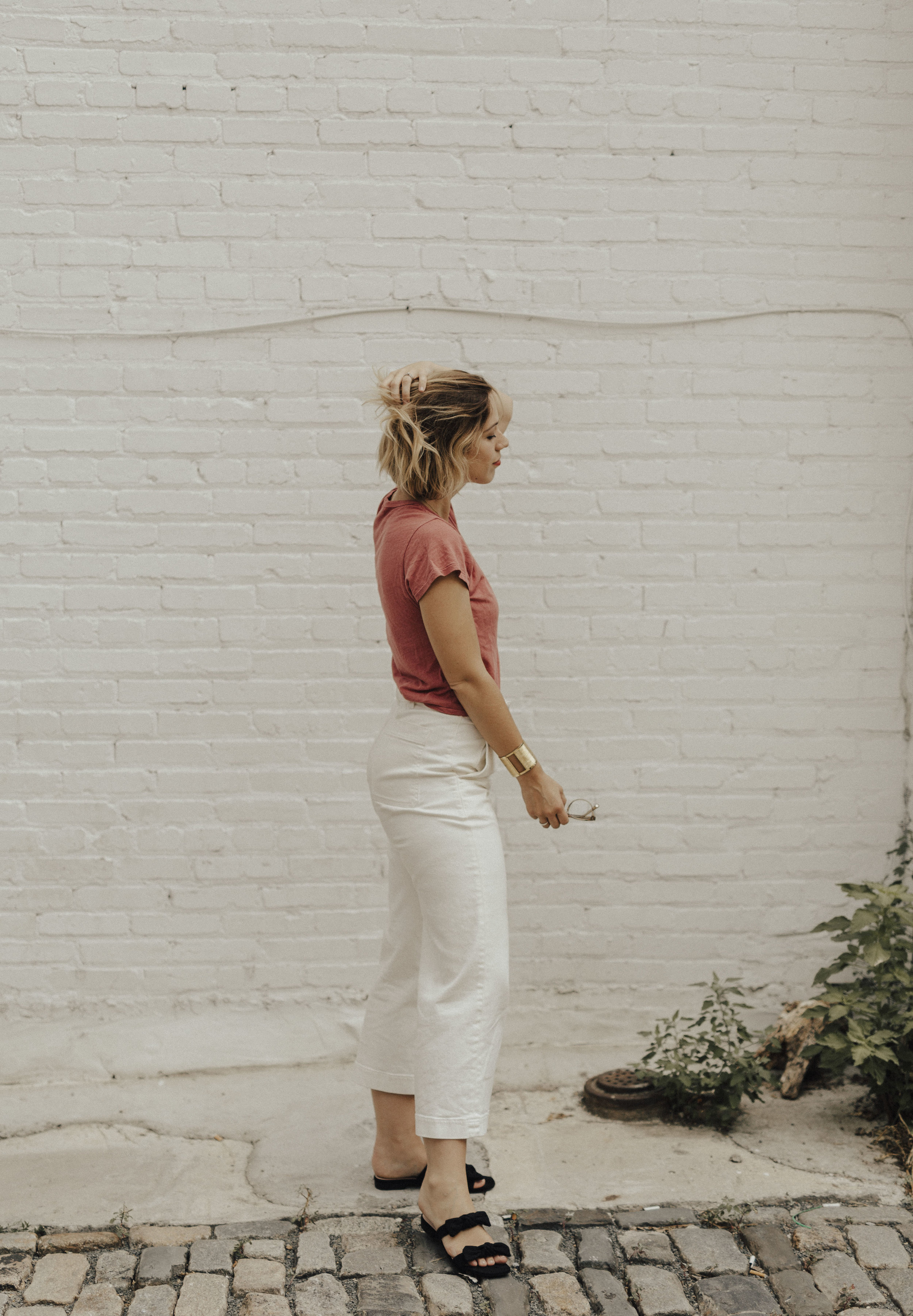 white-everlane-pants