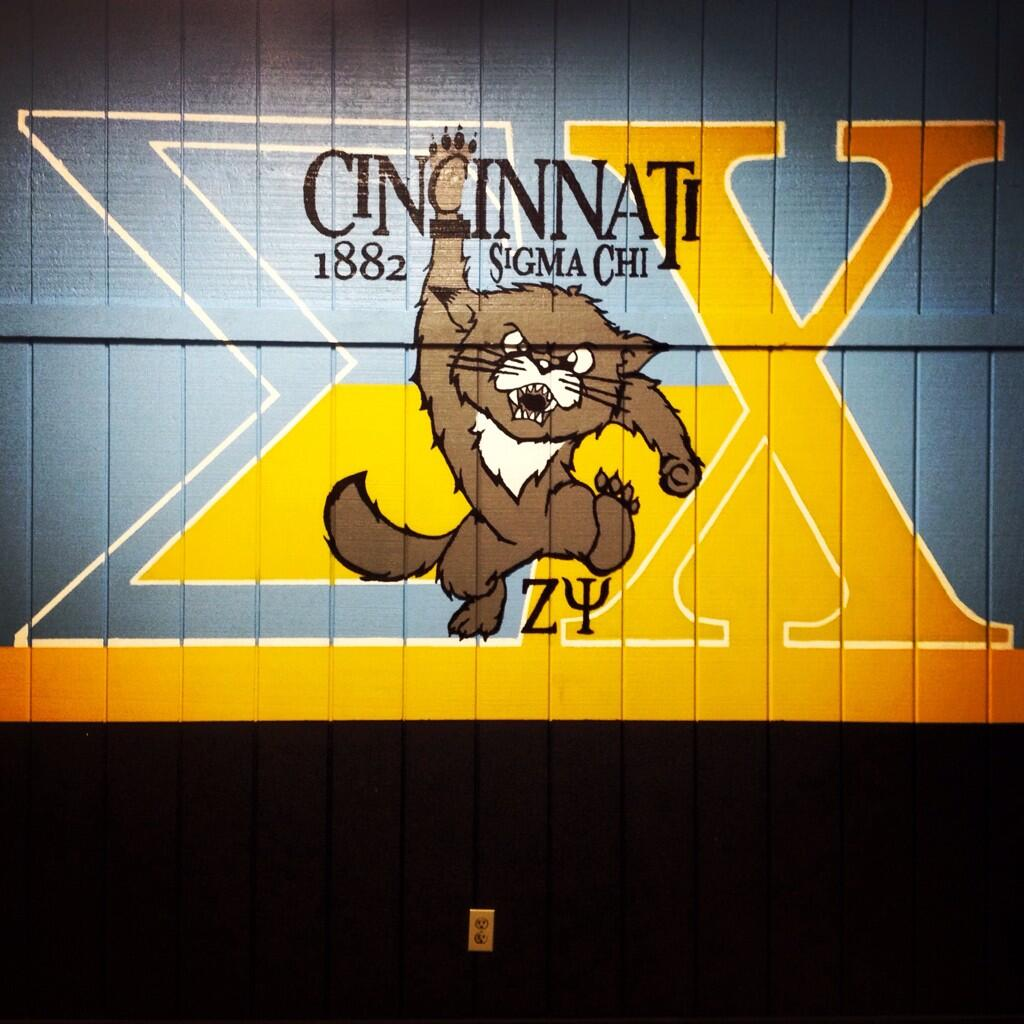 Wall Mural courtesy of Spencer West