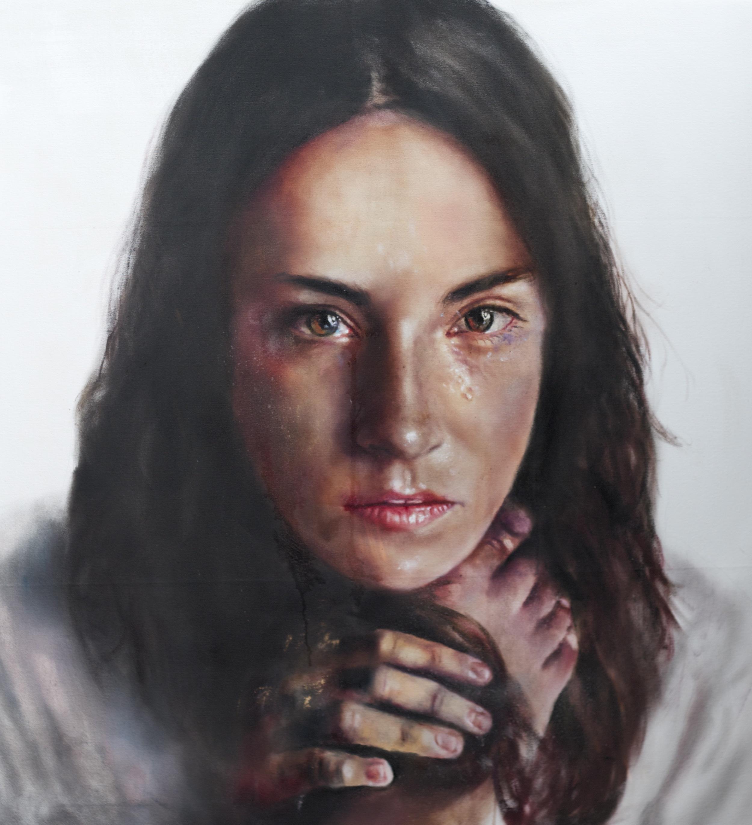 Alabaster Woman Giclée Print - from $144.00