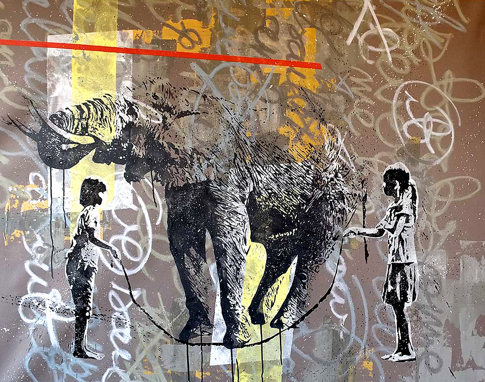 Elephant Jumprope - $5,000
