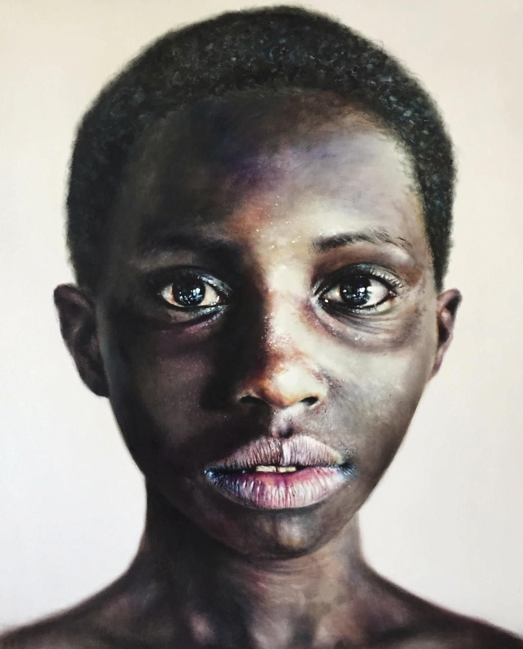 Girl from Congo