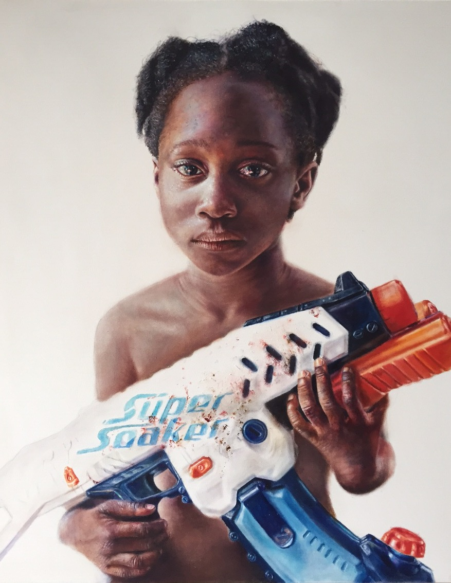 Toy Guns 2017, private collector Chicago