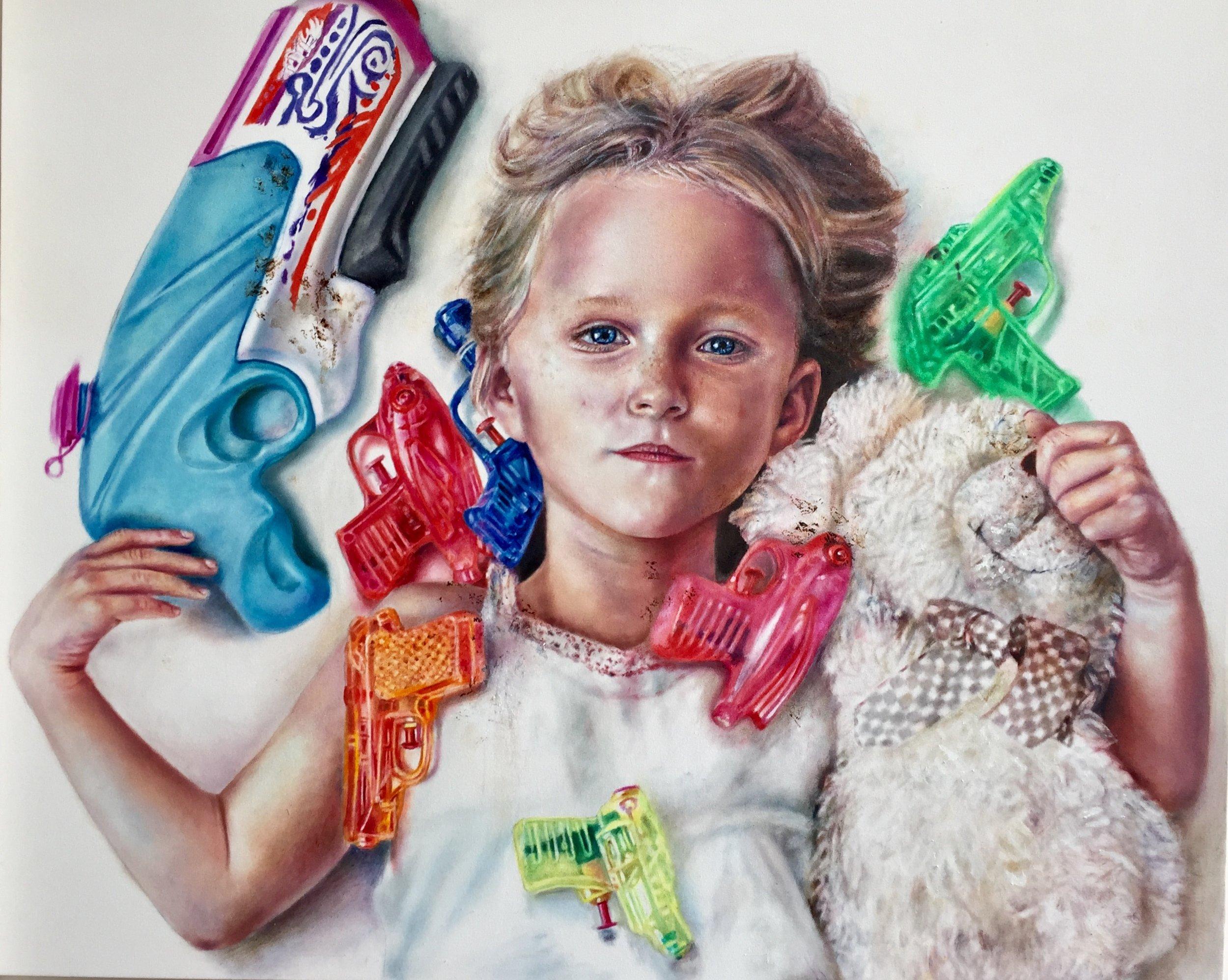 Toy Guns, Palm beach private collector