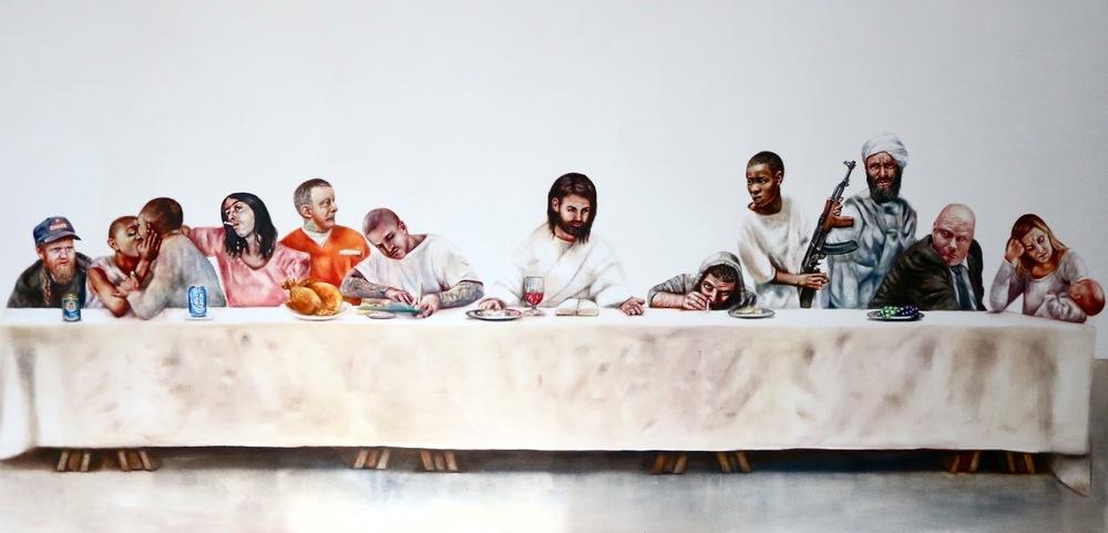 Last Supper, Palm beach private collector