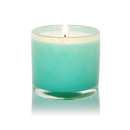 20721 - Small Lotus Candle - $24