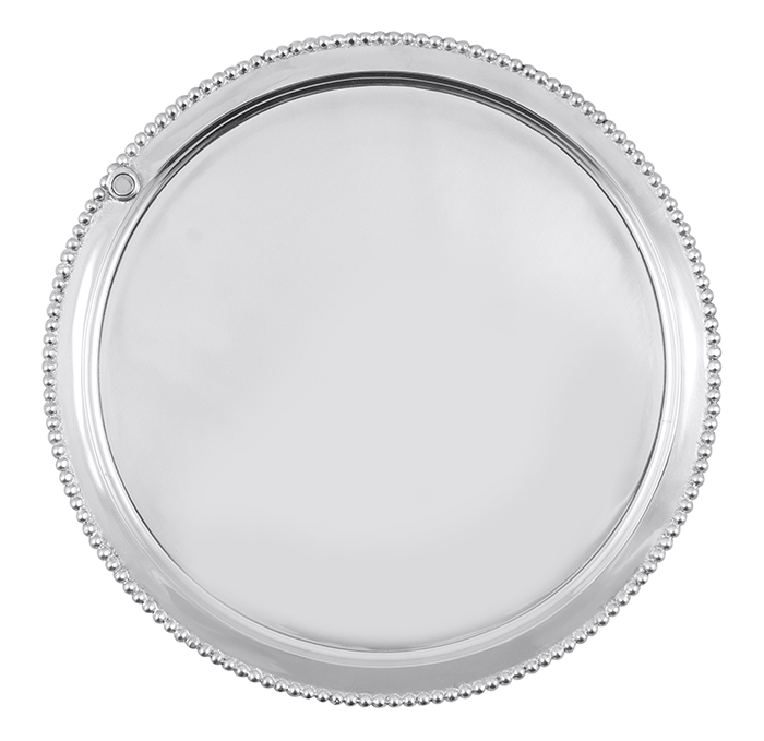 22801 - Charms Round Platter - $80